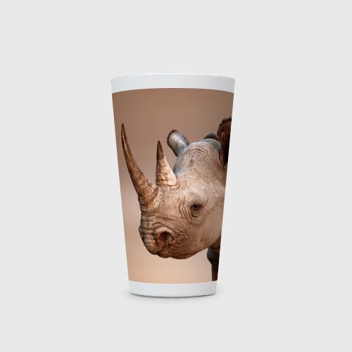 Кружка Латте  Фото 03, Носорог