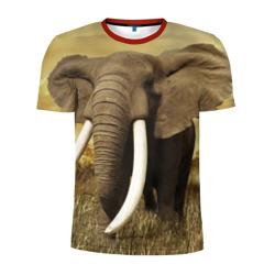Могучий слон