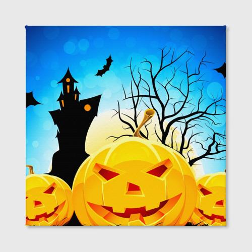Холст квадратный  Фото 02, Хэллоуин