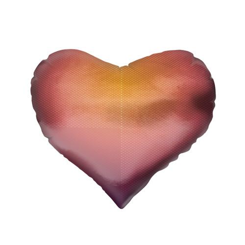 Подушка 3D сердце  Фото 02, Клубная музыка