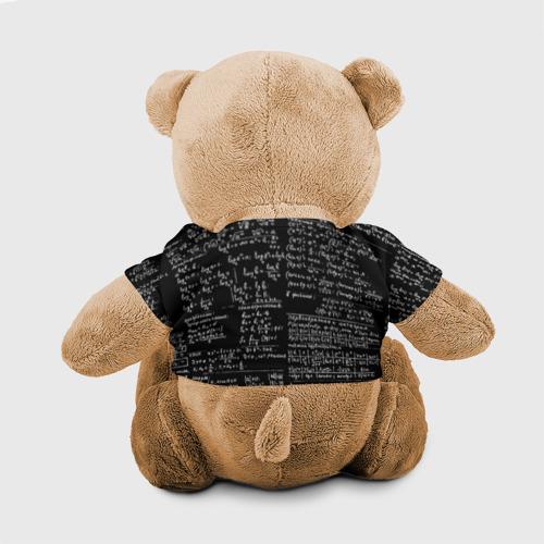 Игрушка Мишка в футболке 3D Шпаргалки Фото 01