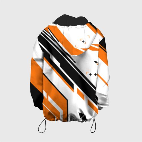 Детская куртка 3D cs:go - Asiimov P90 Style Фото 01