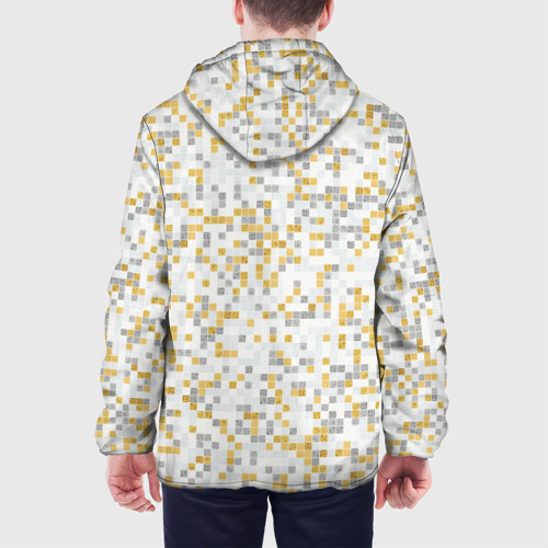 Мужская куртка 3D  Фото 05, Мозаика