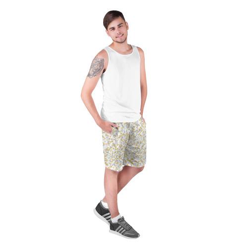 Мужские шорты 3D  Фото 03, Мозаика