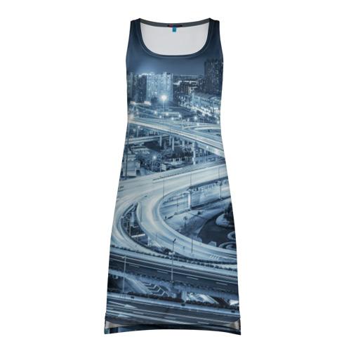 Платье-майка 3D  Фото 01, Шанхай