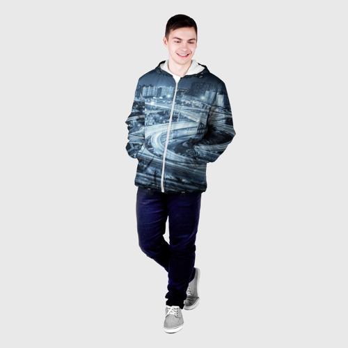 Мужская куртка 3D  Фото 03, Шанхай