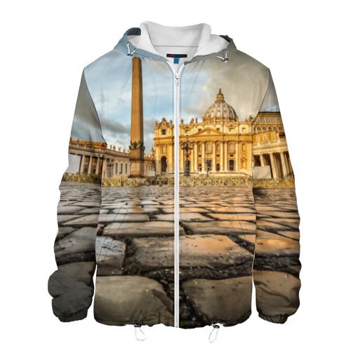 Мужская куртка 3D Италия (Рим)