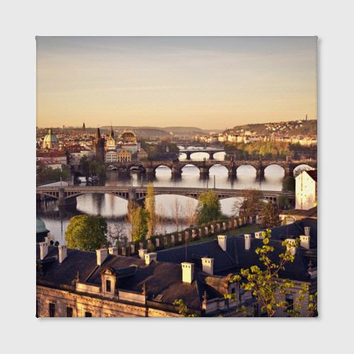 Холст квадратный  Фото 02, Чехия (Прага)