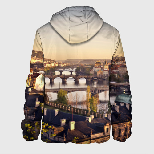 Мужская куртка 3D  Фото 02, Чехия (Прага)