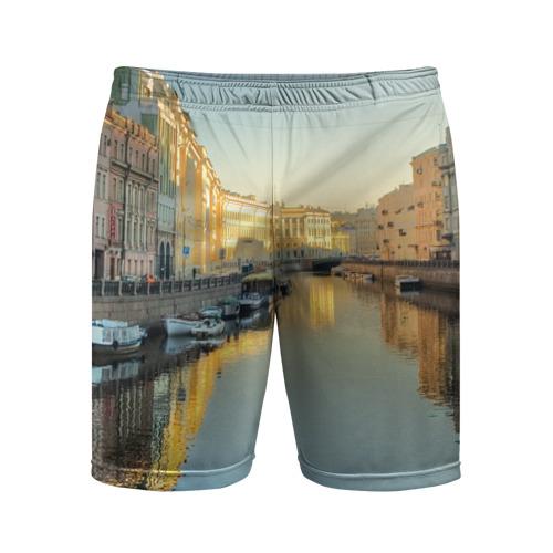Мужские шорты 3D спортивные Питер