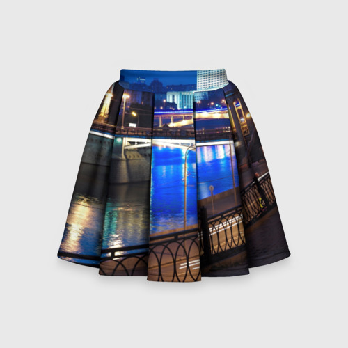 Детская юбка-солнце 3D Москва