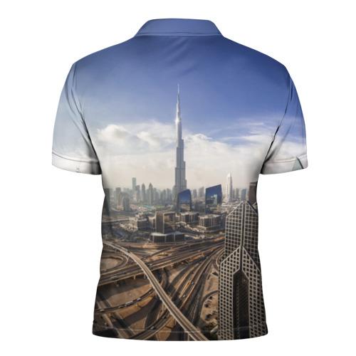 Мужская рубашка поло 3D  Фото 02, Дубай