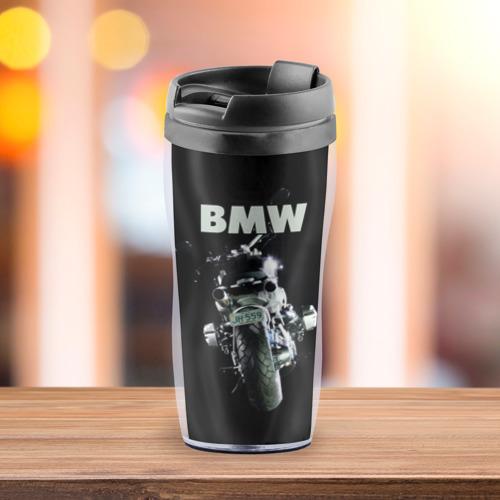 Термокружка-непроливайка  Фото 03, BMW moto