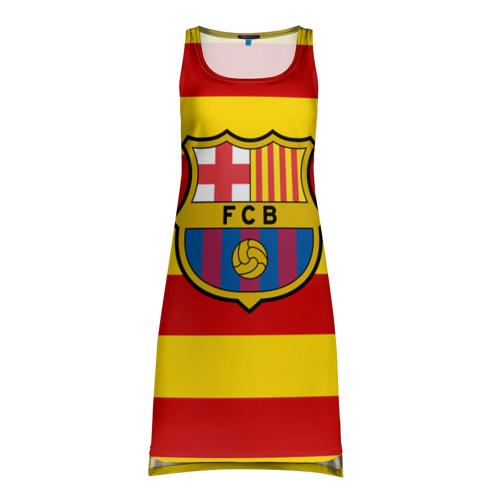Платье-майка 3D Барселона (каталония)