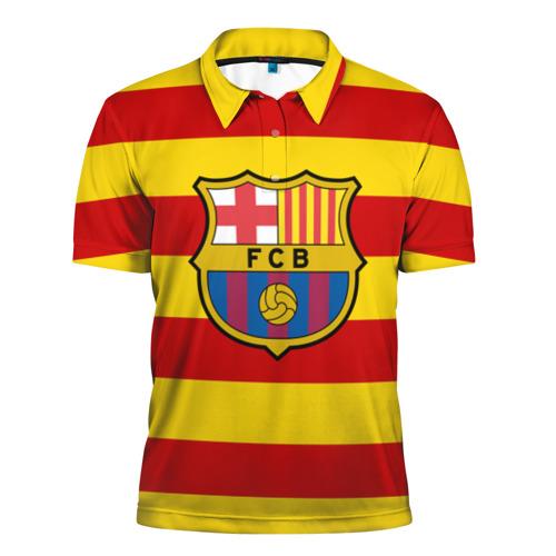 Мужская рубашка поло 3D  Фото 01, Барселона (каталония)
