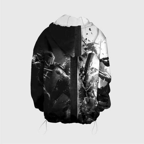 Детская куртка 3D  Фото 02, Спецназ 4