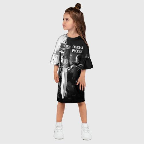 Детское платье 3D  Фото 03, Спецназ 4
