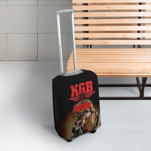 Чехол для чемодана 3D  Фото 03, Спецназ 12