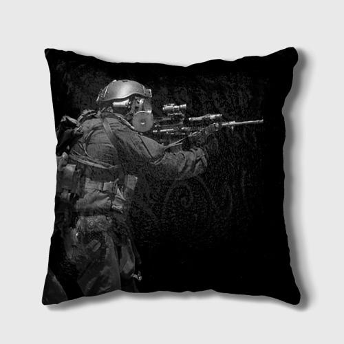 Подушка 3D Спецназ 16 Фото 01