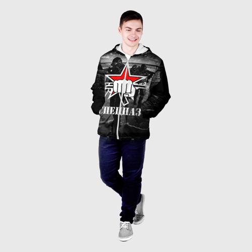 Мужская куртка 3D  Фото 03, Спецназ 17