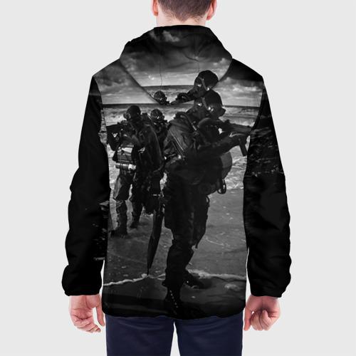 Мужская куртка 3D  Фото 05, Спецназ 17