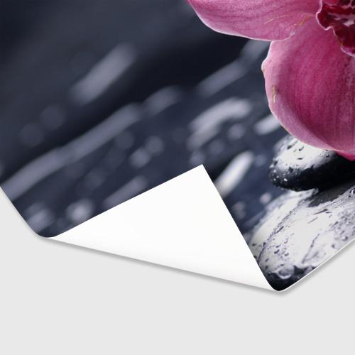 Бумага для упаковки 3D Цветы Фото 01
