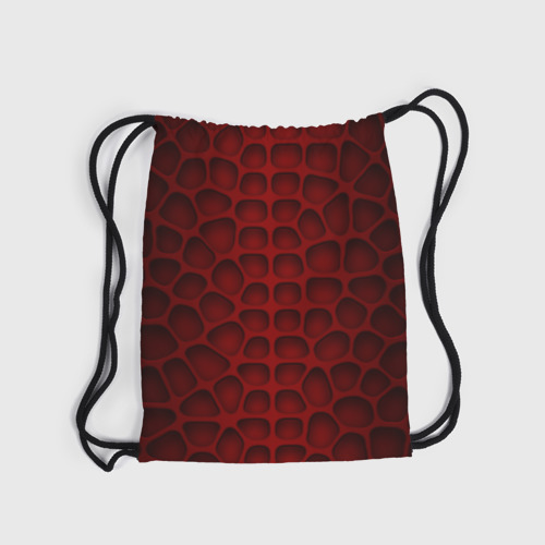 Рюкзак-мешок 3D  Фото 04, Шкура дракона