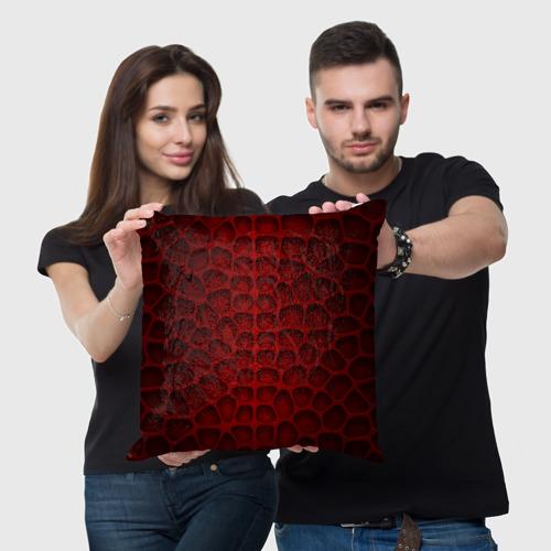 Подушка 3D  Фото 05, Шкура дракона