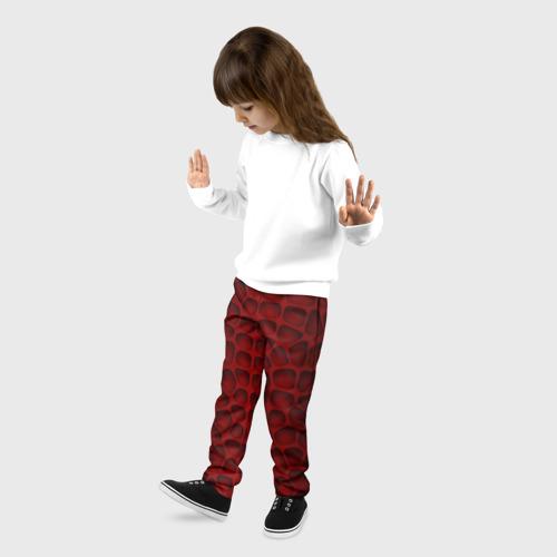Детские брюки 3D Шкура дракона Фото 01