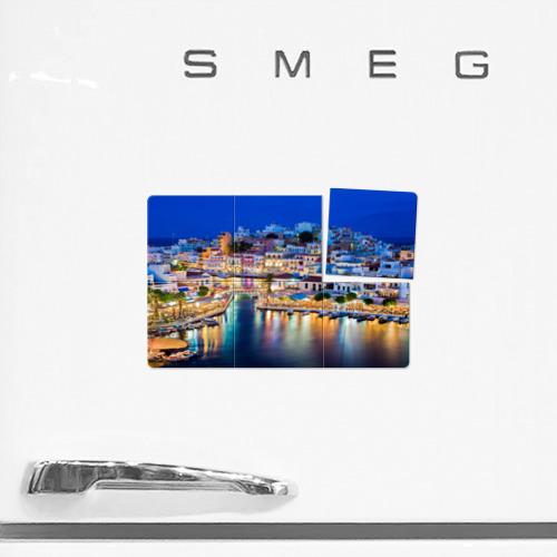 Магнитный плакат 3Х2  Фото 02, Крит (Греция)