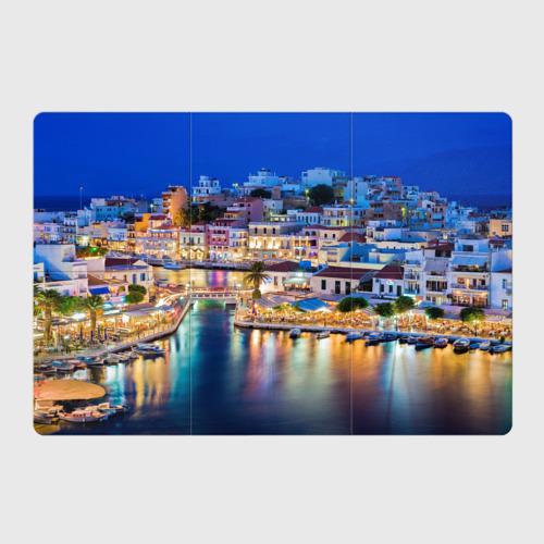 Магнитный плакат 3Х2  Фото 01, Крит (Греция)
