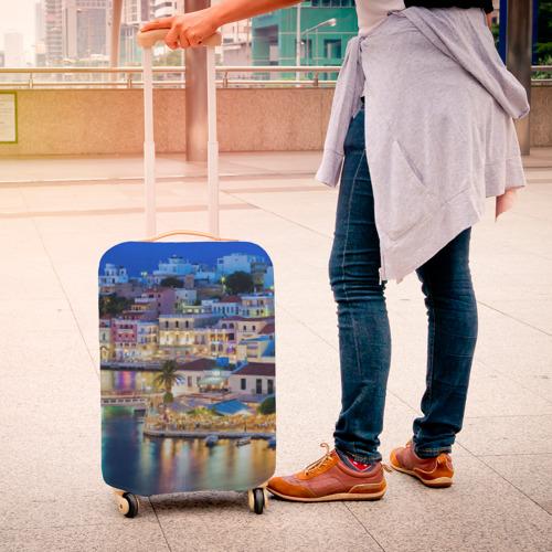 Чехол для чемодана 3D Крит (Греция) Фото 01