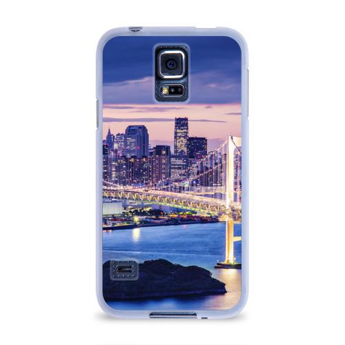 Чехол для Samsung Galaxy S5 силиконовый  Фото 01, Japan