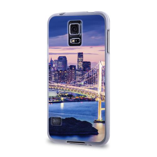 Чехол для Samsung Galaxy S5 силиконовый  Фото 03, Japan