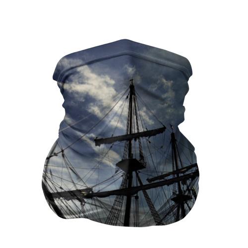Бандана-труба 3D Корабль