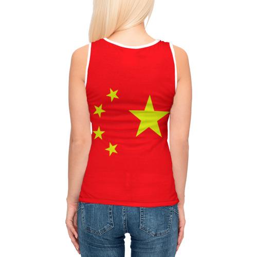 Женская майка 3D  Фото 04, Китай