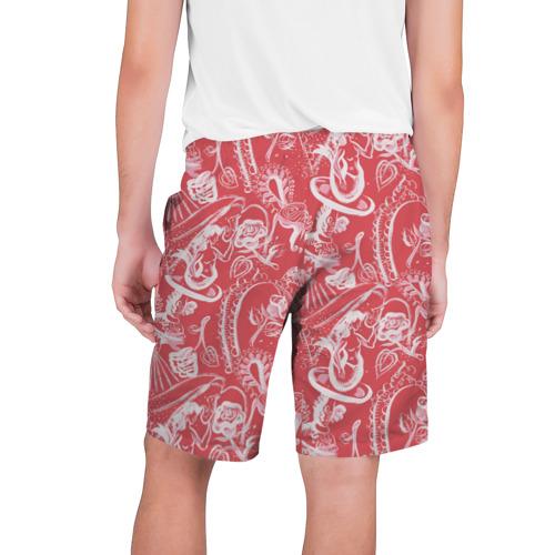 Мужские шорты 3D  Фото 02, Гавайская 1