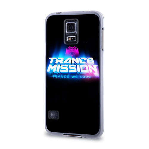 Чехол для Samsung Galaxy S5 силиконовый  Фото 03, Trancemission 2