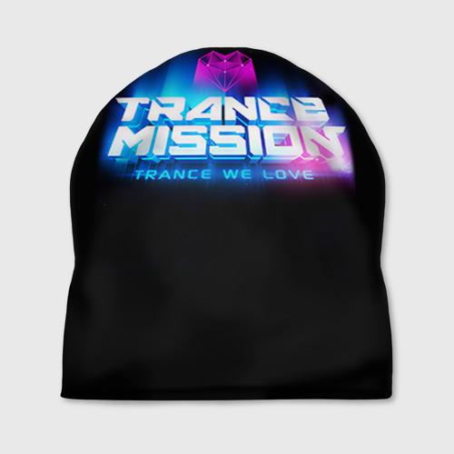 Шапка 3D Trancemission 2
