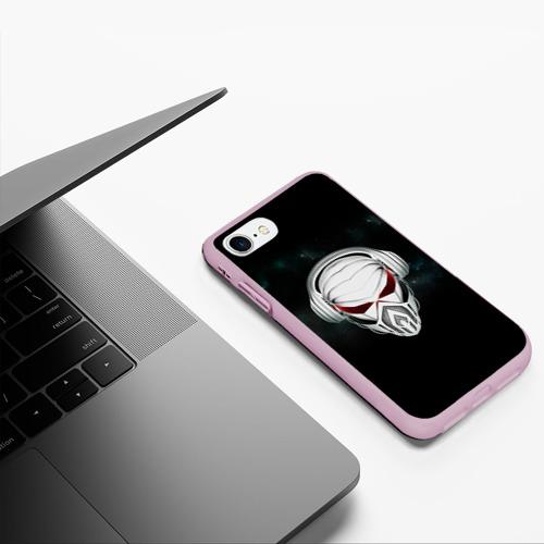 Чехол для iPhone 7/8 матовый Пиратская станция 1 Фото 01