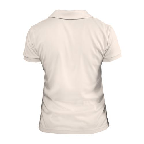 Женская рубашка поло 3D  Фото 02, Пиратская станция 5