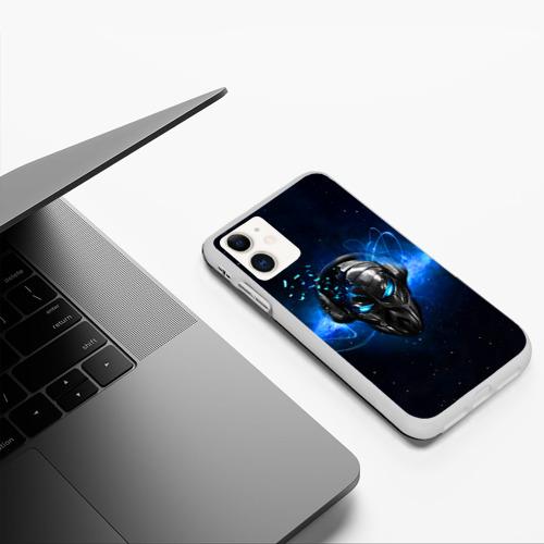 Чехол для iPhone 11 матовый Пиратская станция 6 Фото 01