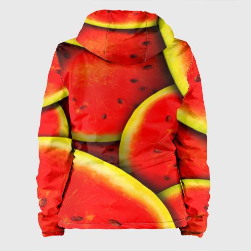 Женская куртка 3D  Фото 02, Арбуз