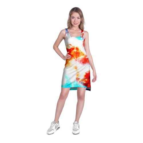 Платье-майка 3D  Фото 03, Потертость