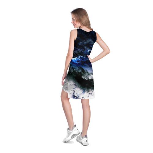 Платье-майка 3D Абстрактный Фото 01
