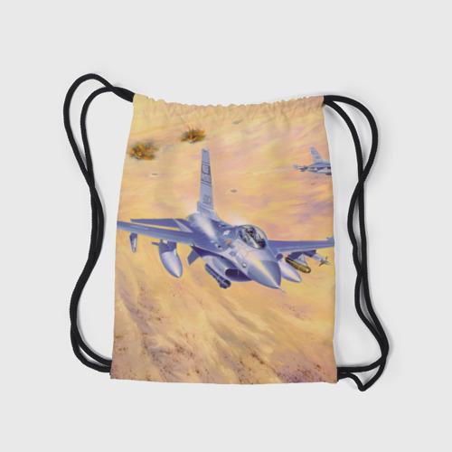 Рюкзак-мешок 3D  Фото 05, Самолет