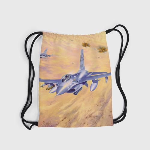 Рюкзак-мешок 3D  Фото 04, Самолет