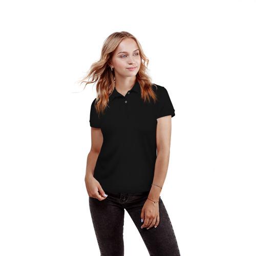Женская рубашка поло 3D  Фото 03, Elena