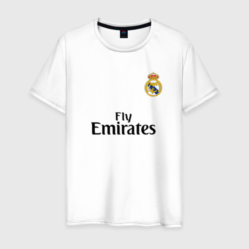 Мужская футболка хлопок Реал форма