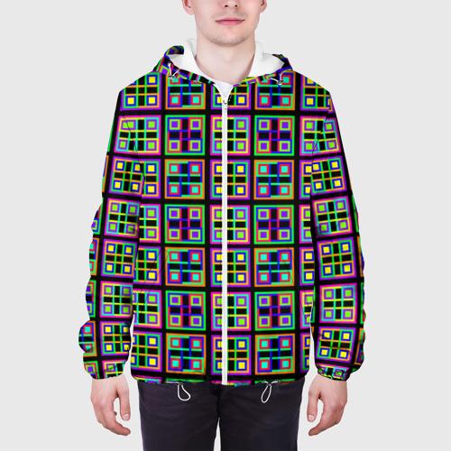 Мужская куртка 3D  Фото 04, Pat10